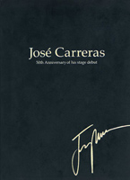 José Carreras ~50th Anniversary of his stage debut